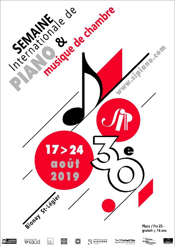 Semaine internationale de piano